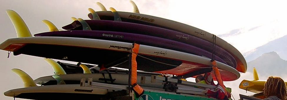 EQUIPMENT RENTAL IN LANZAROTE