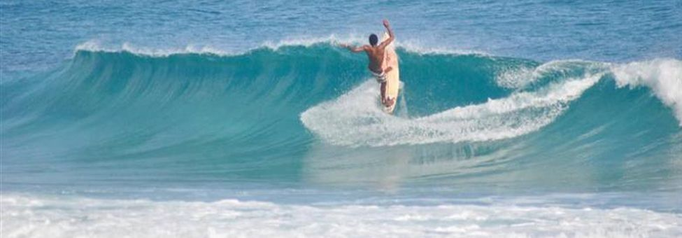 SURFING IN CABARETE