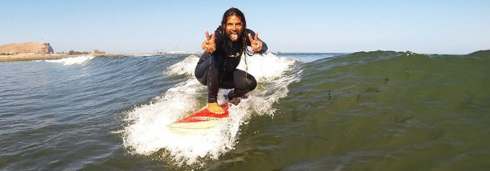 SURF SCHOOL IN CHICAMA