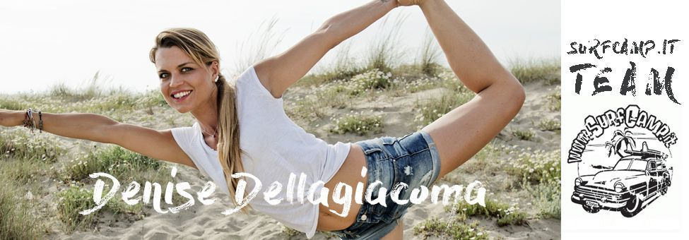 YOGA WITH DENISE DELLAGIACOMA