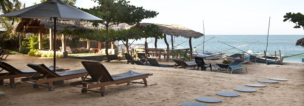 ARUGAM BAY BEACH HOTEL