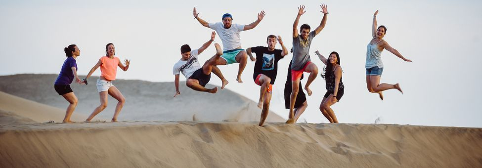 maspalomas dunes excursion