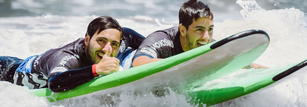 Surf school Las Palmas