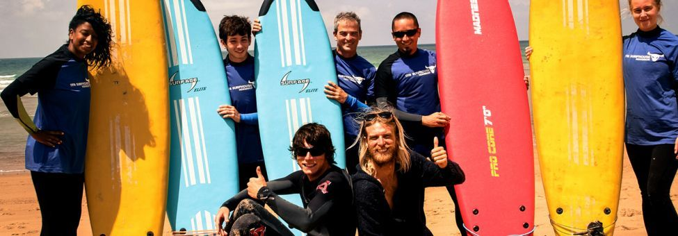 HOSSEGOR SURF SCHOOL