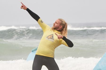 PORTO ESMORIZ SURF CAMP A