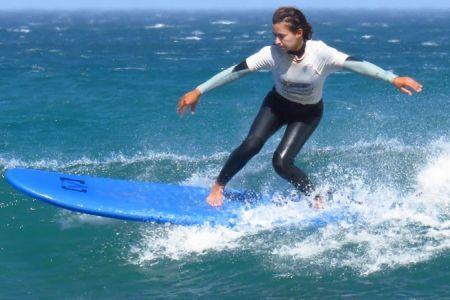 SPECIAL OFFER LANZAROTE SURF CAMP INTERMEDIATE