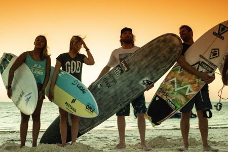 Madagascar Surf Resort Pack