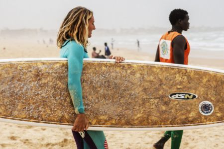 DAKAR SURF CAMP PACK