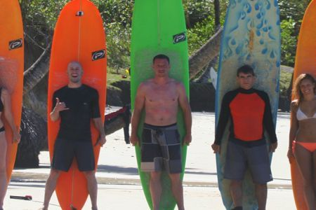 ITACARE' SURF PACK