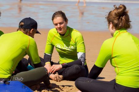 DAKHLA WELLNESS & SURF RETREAT AVEC LUCILE WOODWARD