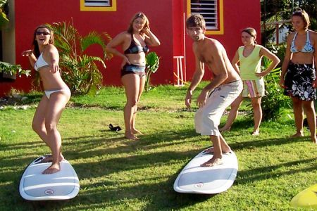 GUADELOUPE SURF SCHOOL PACK