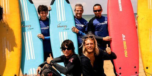 HOSSEGOR SURF SCHOOL