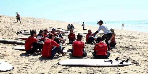 PORTO/ESMORIZ ONLY SURF SCHOOL PACK