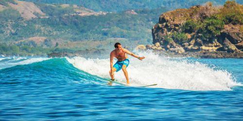 LOMBOK KUTA SURF SCHOOL PACK