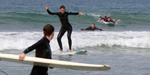 SURF SCHOOL IN CALIFORNIA