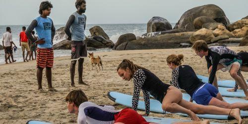 Arugam Bay Surf Hotel pack