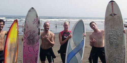 SAN FELIPE SURF SCHOOL