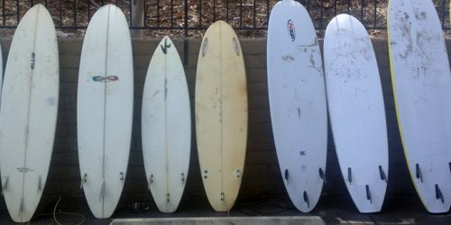 SURF EQUIPMENT RENTAL IN CALIFORNIA