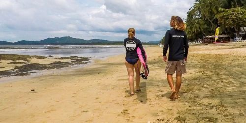 TAMARINDO SURF CAMP PACK