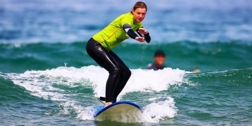 SANTANDER WELLNESS & SURF RETREAT AVEC LUCILE WOODWARD