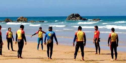 ALGARVE ONLY SURF COURSE