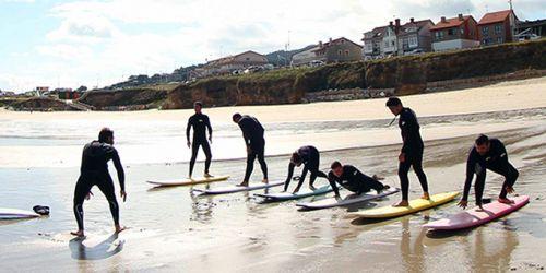 GALICIA SURF SCHOOL