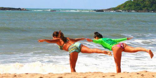 ITACARE' SURF & YOGA & SPA PACK