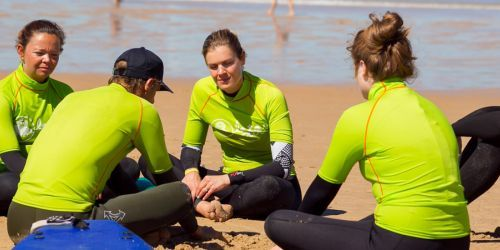 DAKHLA WELLNESS & SURF RETREAT AVEC LUCILE WOODWARD