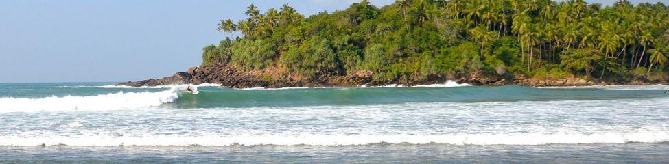 Mirissa Surf Camp Group Departure