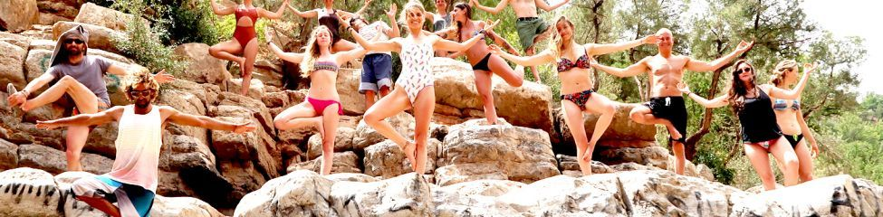 Surf & Yoga with Denise Dellagiacoma Capo Mannu